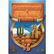 Greenhorns a Honza Vyčítal 3. díl: (1992 - 2002) - Kniha