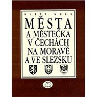 Města a městečka  v Čechách, na Moravě a ve Slezsku: 5. díl   Par - Pra - Kniha