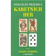 Oficiální pravidla karetních her - Kniha
