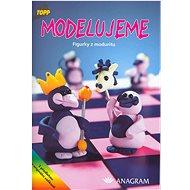 Modelujeme Figurky z moduritu: 3054 - Kniha
