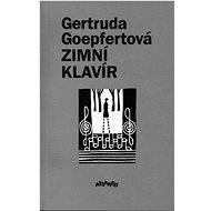 Zimní klavír - Kniha
