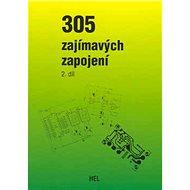 305 zajímavých zapojení - Kniha