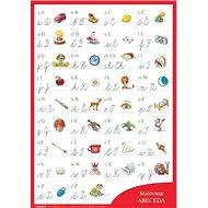 Malovaná abeceda - Kniha