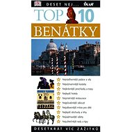 Top 10 Benátky - Kniha