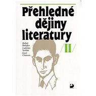 Přehledné dějiny literatury II - Kniha
