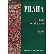 Praha atlas ortofotomap 1:5000 - Kniha