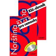 Norština nejen pro samouky: Klíč + 2 CD - Kniha