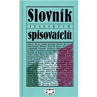 Slovník italských spisovatelů - Kniha