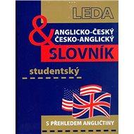 Anglicko-český a česko-anglický studentský slovník - Kniha