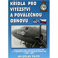 Křídla pro vítězství a poválečnou obnovu - Kniha