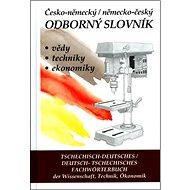 Česko-německý / německo-český odborný slovník + CD: vědy, techniky, ekonomiky - Kniha
