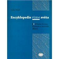 Encyklopedie písem světa I.: Písma Evropy, Kavkazu a helénské oblasti - Kniha