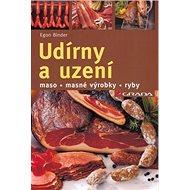 Udírny a uzení: maso - masné výrobky - ryby - Kniha