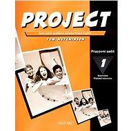 Project 1 Work Book: Pracovní sešit - Kniha