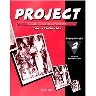 Project 2 Work Book: Pracovní sešit