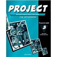 Project 3 Work Book: Pracovní sešit - Kniha