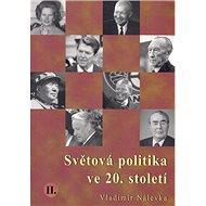 Světová politika ve 20.století II. - Kniha