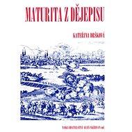 Maturita z dějepisu - Kniha