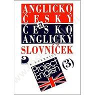 Anglicko-český a česko-anglický slovníček III: k učebnici Project English III - Kniha
