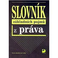 Slovník základních pojmů z práva - Kniha