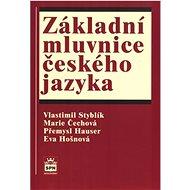 Základní mluvnice českého jazyka - Kniha