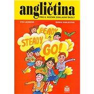 Angličtina pro 8. ročník základní školy: Ready steady go! - Kniha