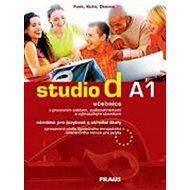 Studio d A1: Němčina pro JŠ a SŠ, učebnice + CD - Kniha