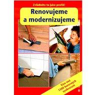 Renovujeme a modernizujeme: Zvládněte to jako profík! - Kniha