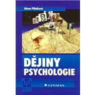 Dějiny psychologie - Kniha