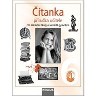 Kniha Čítanka 6 Příručka učitele: Ppro základní školy a víceletá gynázia - Kniha