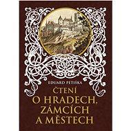 Čtení o hradech, zámcích a městech - Kniha