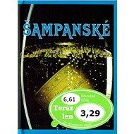 Šampanské - Kniha