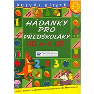Hádanky pro předškoláky: pro děti 4 - 5 let - Kniha
