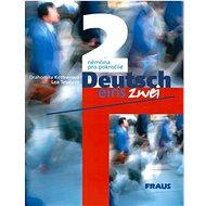 Kniha Deutsch eins, zwei 2: němčina pro pokročilé - Kniha