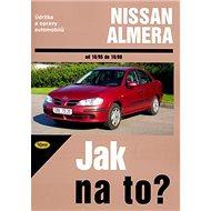 Nissan Almera od 10/1995 do 10/2000 č.81: Údržba a opravy automobilů č. 81 - Kniha