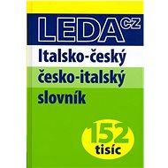 Italsko-český, česko-italský slovník - Kniha