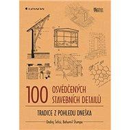 100 osvědčených stavebních detailů - Kniha
