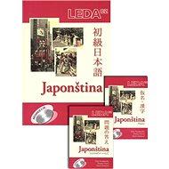 Japonština + 3 CD: učebnice, písmo, slovníčky a klíč - Kniha