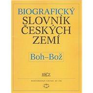 Biografický slovník českých zemí, Boh-Bož: 6.sešit