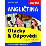 Angličtina Otázky a odpovědi: zrcadlový text - Kniha