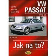 VW Passat od 10/96 do 2/05: Údržba a opravy automobilů č. 61 - Kniha