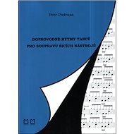 Doprovodné rytmy tanců pro soupravu bicích - Kniha