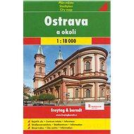 Ostrava 1:18 000 - Kniha