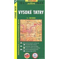 Vysoké Tatry 1:50 000: 1097 - Kniha