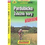 Pardubicko, Železné hory 1:60 000: 128 - Kniha
