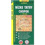 Nízké Tatry Chopok 1:50 000: 1094 - Kniha