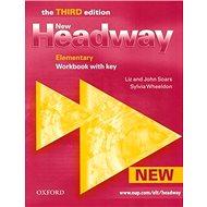 New Headway Elementary Third Edition Workbook with key - Kniha
