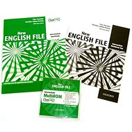 New English file intermediate Workbook key + CD-ROM pack - Kniha
