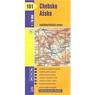 Chebsko, Ašsko: cyklomapa 101