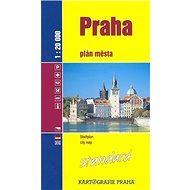 Praha Standard: plán města 1:20 000 - Kniha